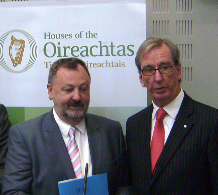 Launch of Farm Safety Report and Seanad Debate