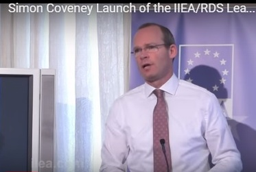 Minister for Agriculture Simon Coveney Launches IIEA/RDS Leadership Forum on Climate Smart Agriculture