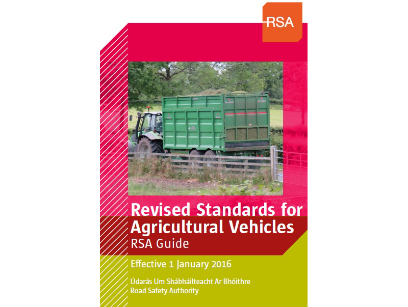 Regulations for Agricultural Vehicles on the Public Road
