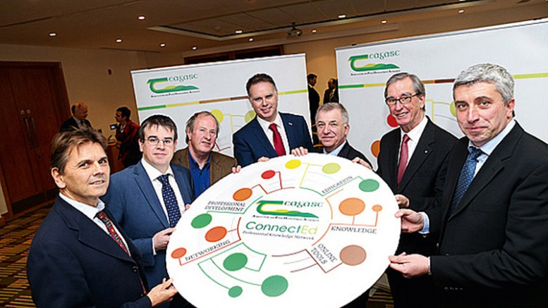 Launch of Teagasc ConnectED