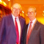 Tom Murphy meets up again with Commissioner Phil Hogan
