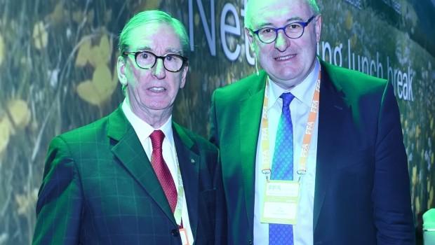 PAC  Meets Commissioner Hogan