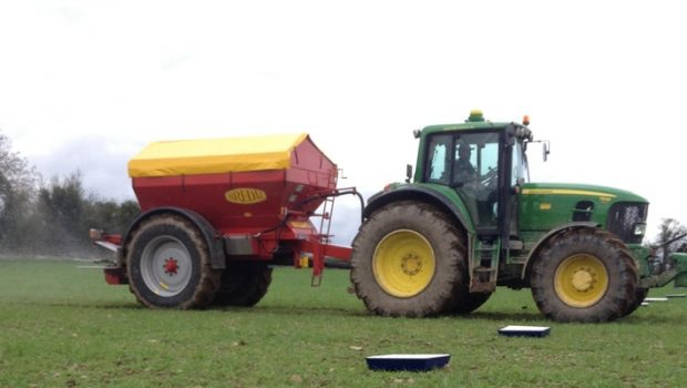 Teagasc Workshops – Precise Application of Fertilisers