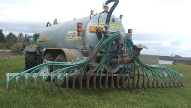 Slurry Spreading Deadline Extended